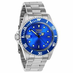 Invicta 24761 Men's Pro Diver Automatic Blue Dial Stainless