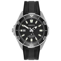 3New Citizen Eco-Drive Men's Promaster Dive Watch Rubber Str