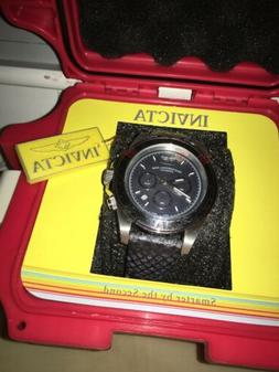 Invicta 40mm Speedway Quartz Chronograph Watch With One Slot