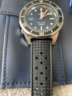 SQUALE 500 METER PROFESSIONAL SWISS AUTOMATIC DIVE WATCH 152