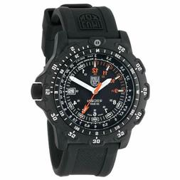 Luminox Men's 8821.KM Recon Pointman Black, Rubber Band, Wit
