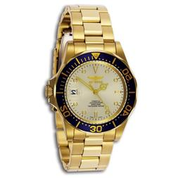 9743 diver collection gold tone