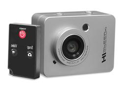 Pyle Hi Speed Sports Action Camera - HD 1080P Mini Camcorder