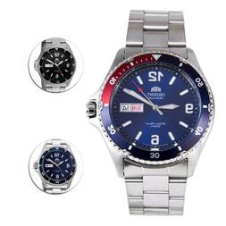 Orient AA Men's Mako II Steel Bracelet Automatic Dive Watch