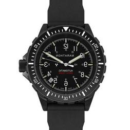 Marathon Anthracite GSAR Military Dive Watch: Sterile: 2-yr