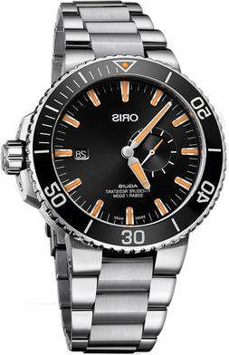 Oris Aquis Small Second, Date Automatic Diving Watch 7437733