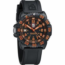 Luminox Authentic 3059 EVO Navy Seal Dive Colormark Blk/Org