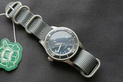 automatic diving watch 300m wr nh35a movement