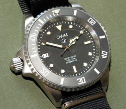 "MWC AUTOMATIC ""SUBMARINE"" DIVE WATCH MINT Men's Wrist Steel"