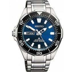 Citizen Automatic Titanium Promaster Dive Watch NY0070-83L