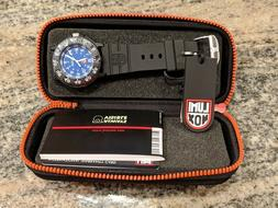 BNIB Luminox Men's XS 3003 Navy SEAL Dive Watch Rubber Brand