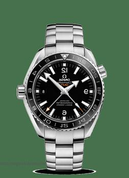 BRAND NEW OMEGA SEAMASTER PLANET OCEAN GMT DIVING WATCH 232.