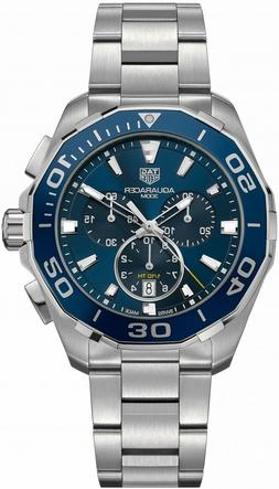CAY111B.BA0927 TAG HEUER AQUARACER 300M QUARTZ 43MM MEN'S DI
