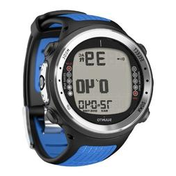 Suunto D4I with USB Diving Instruments Stylish Watches - Blu