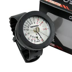 Aquatec Dive Console Depth Gauge Watch For Scuba Diving DG-7