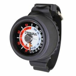 Aquatec FreeDive Console Depth Gauge Watch For Scuba Diving