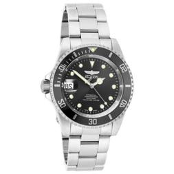 Invicta Men's Pro Diver 17039 Silver Stainless-Steel Automat