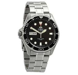 Orient Diver Ray II Automatic Black Dial Men's Watch FAA0200
