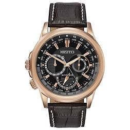 Citizen Men's Eco-Drive Stainless Steel Watch with Day/Date,