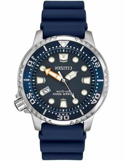 Citizen Eco-Drive Mens BN0151-09L Promaster ISO Dive Blue Di
