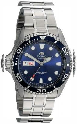 Orient Men's FAA02005D9 Ray 2 Analog Japanese Automatic Silv
