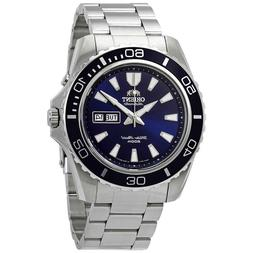 Orient FEM75002D Mako XL Automatic Blue Dial Stainless Steel