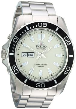 Orient FEM75005R Mako XL Automatic Luminous Dial Stainless S