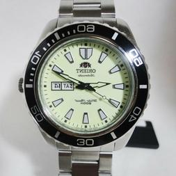 Orient FEM75005R Men's Analog Automatic Mako XL 200M Diving