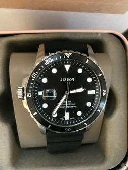FS5660 Fossil Dive Style Watch W/tags No Box 42mm