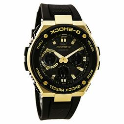 Casio G-Shock G-STEEL Series Solar Powered World Time Analog