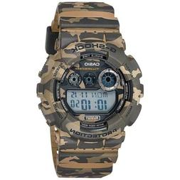 Men's Casio G-Shock Woodland Camo Watch