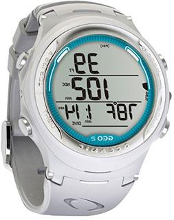 Oceanic GEO 2.0 Dive Computer Scuba Wrist Watch New WHT/Sea
