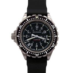 MARATHON GSAR Military Dive Watch Sterile: New, 2-yr guar.,