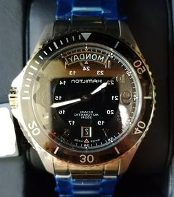Hamilton H64515133 Khaki King Scuba 41mm Automatic Stainless