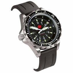 Jumbo Search Rescue  Maple Marathon Military Dive Watch, Dem