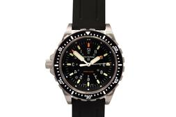 Jumbo Search Rescue  Marathon Military Issue Dive Watch, NEW