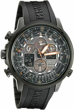 Citizen Men's Eco-Drive Navihawk Atomic Timekeeping Watch,