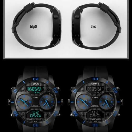 SKMEI Men Sport Outdoor Swimming Digital