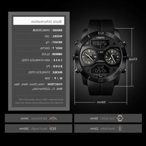SKMEI Watches Outdoor Diving Digital
