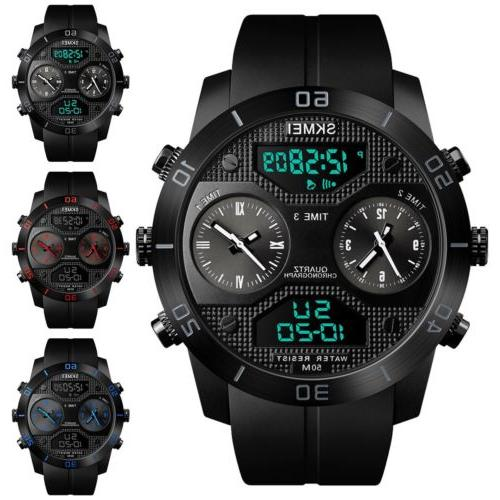 men sport watches outdoor swimming diving watch