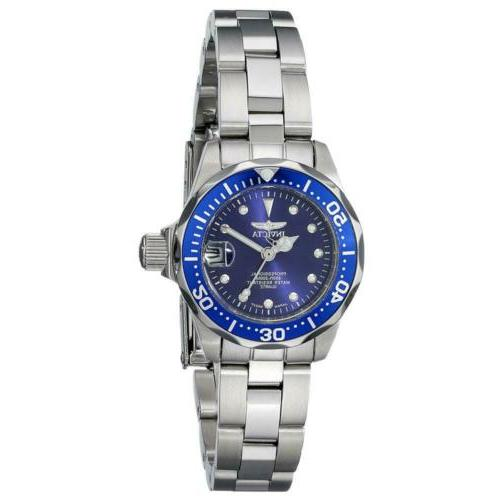 Invicta Quartz Steel Dive Watch
