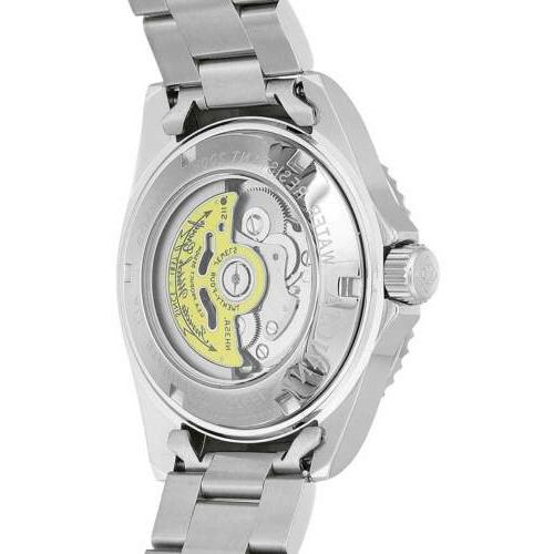 Invicta 24760 Diver Automatic Black Steel Bracelet
