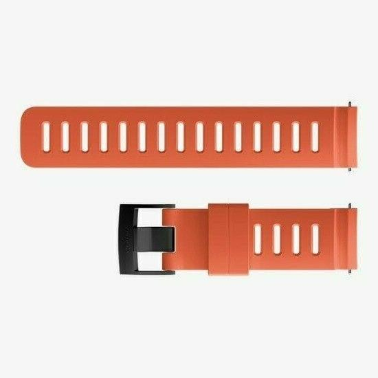 24mm dive 1 silicone watch band strap