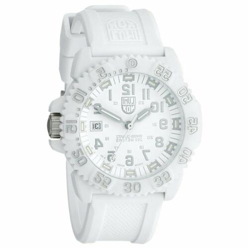 Luminox Dial Silicone Dive Watch