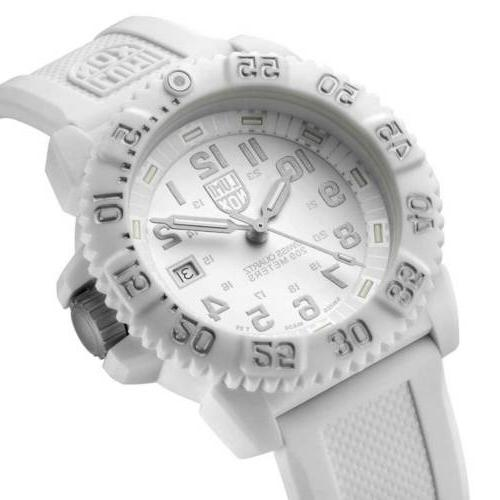 Luminox 3057.WO Dial Silicone Dive Watch