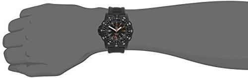 Luminox 8821.KM Recon Pointman Black, Rubber With Multi Watch