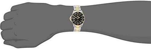 Invicta 8927OB Diver Gold and Stainless Watch, Two