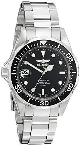 8932 diver collection silver tone