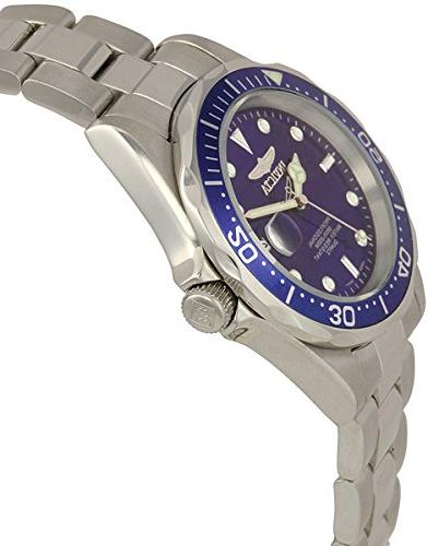 Invicta Diver Collection Silver-Tone