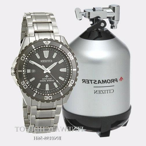 Authentic Citizen Stainless Steel Watch BN0198-56H